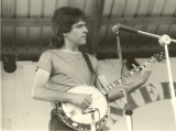 Bela Fleck 1983 at Winterhawk Festival